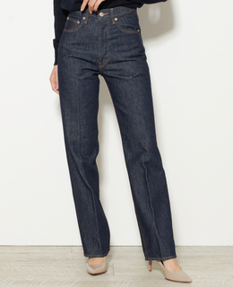 AURALEE/HARD TWIST DENIM 5P PANTS