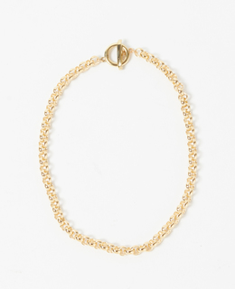 LAURA LOMBARDI/ISA CHAIN NECKLACE