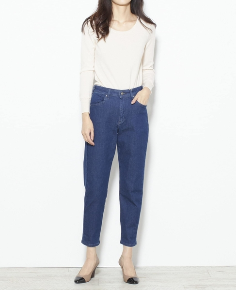 【Lee】Jeggings Ankle taperd 詳細画像 インディゴブルー 1