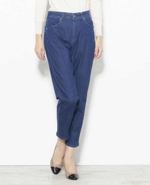 【Lee】Jeggings Ankle taperd 詳細画像 インディゴブルー 2