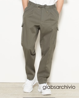 【men's】giabsarchivio/ジャブスアルキヴィオ GIAB'S ARCHIVIO×MARTINIQUE BRUNELLESCHI martinique別注カーゴパンツ