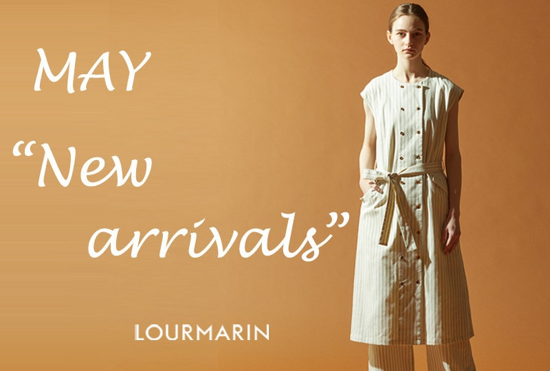 "MAY ""New Arrivals"""